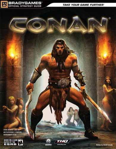 Conan Official Strategy Guide
