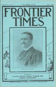 Frontier Times Volume 8 Number 9