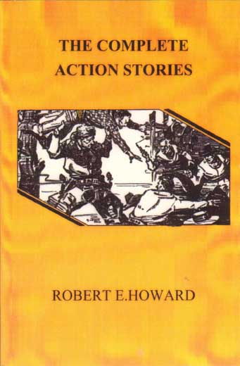 The Complete Action Stories - Hermanthis Press