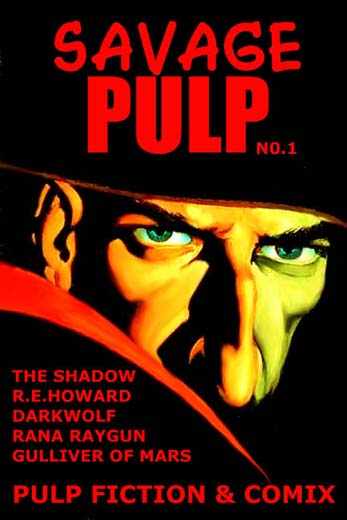Savage Pulp #1 - Incarna Publishing