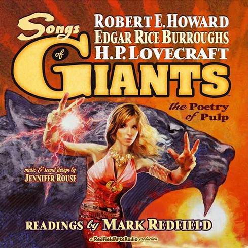 Songs of Giants: The Poetry of Pulp