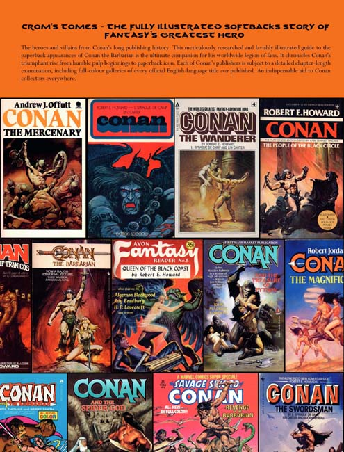 The Conan Companion
