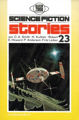 Science Fiction Stories No. 23