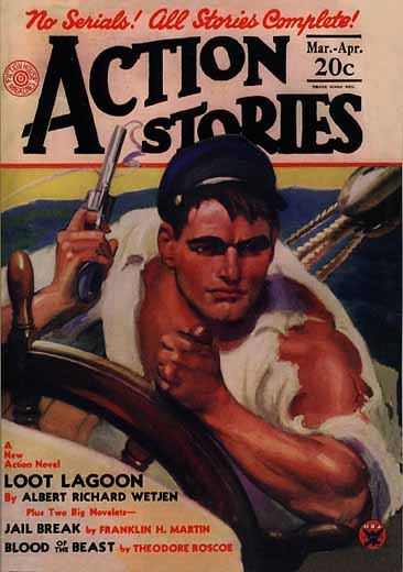 Action Stories Volume XII Number 7