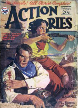 Action Stories Volume 12 Number 12