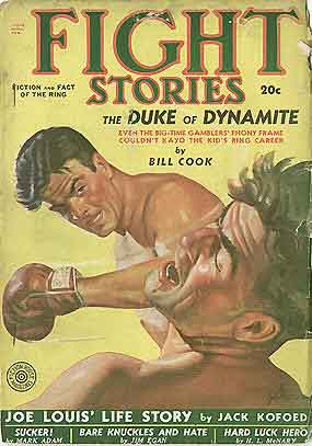 Fight Stories Volume 6 Number 2