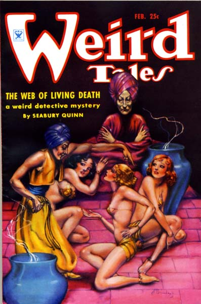 Weird Tales Volume 25 Number 2