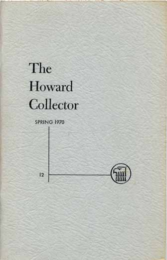 The Howard Collector #12