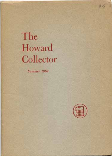 The Howard Collector #5