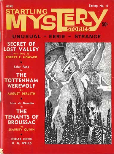 Startling Mystery Stories #4