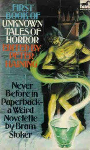 First Book of Unknown Tales of Horror