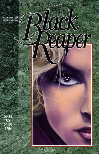 Robert E. Howard's The Black Reaper