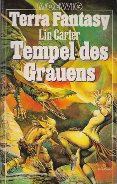 Terra Fantasy 81: Tempel des Grauens (Temple of Horror)