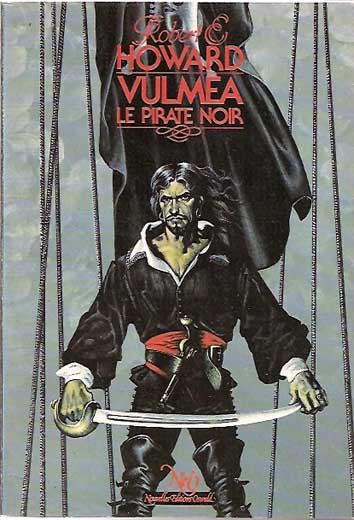 Vulmea le pirate noir ( Vulmea - The Black Pirate)