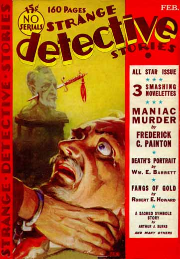 Strange Detective Stories Volume 5 Number 3