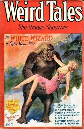 Weird Tales Volume 14 Number 3