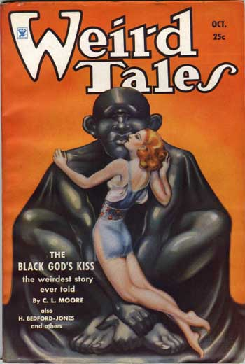 Weird Tales Volume 24 Number 4