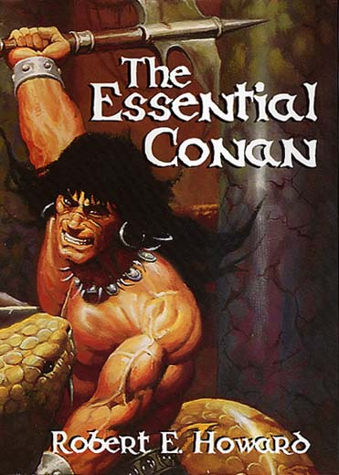 The Essential Conan