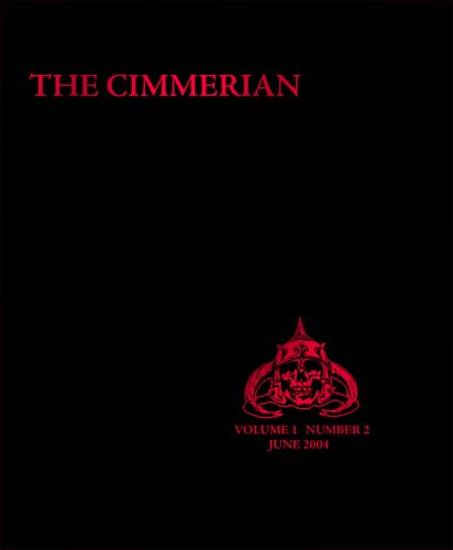 The Cimmerian Volume 1 Number 2 (Whole Number 2)