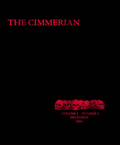 The Cimmerian Volume 1 Number 5 (Whole Number 5)