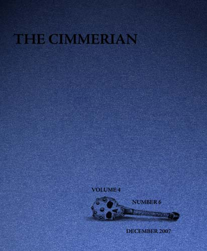 The Cimmerian Volume 4 Number 6