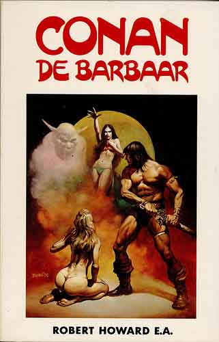 Conan de barbaar (Conan the Barbarian)