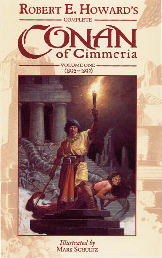 Conan of Cimmeria Volume 1