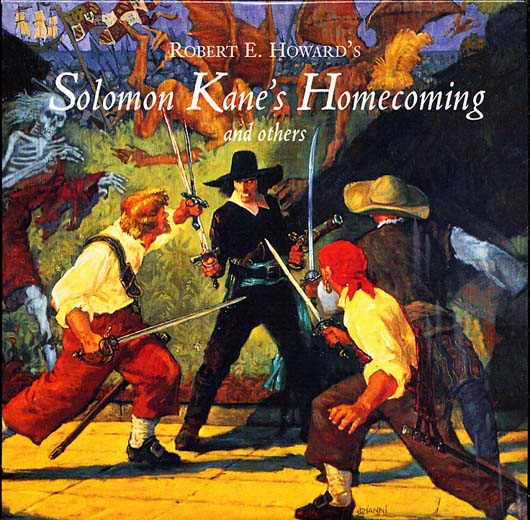 The Savage Tales of Soloman Kane CD