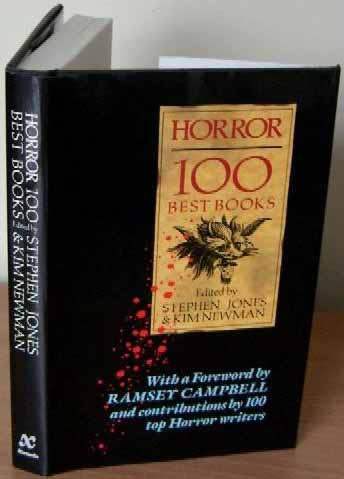 Horror: 100 Best Books